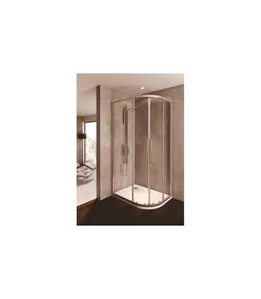 Cabine de douche angulaire rond  asimmètres o Ideal Standard Kubo R SWIM