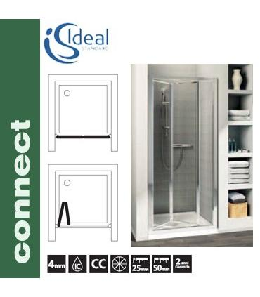 Bifold Door for shower box, Ideal Standard collection Connect
