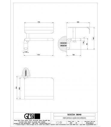 Colonna per completamento lavabo, Simas collezione Evolution
