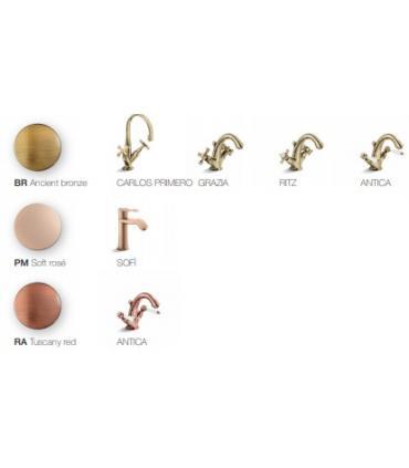 Bec de distribution mural pour baignoire Fantini Lame'