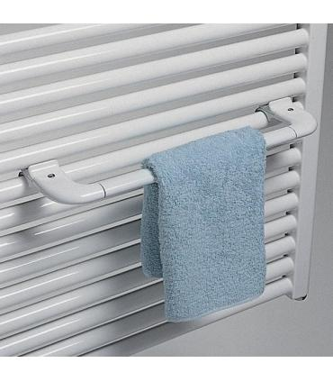 IRSAP kit Towel rail applicable for Novo, 22 cm, chrome