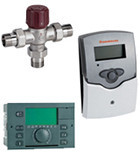 Heating control and thermoregulation