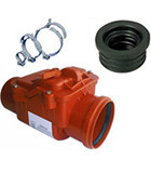 Water and sanitary system accessories