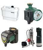 Pompe trituratori e circolatori