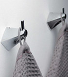Clothes and towels hooks