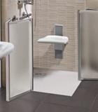 Bacs à douche pour lieux publics