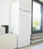 Heat pumps both heating and hot water