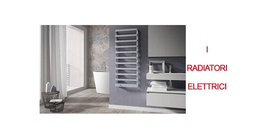 I radiatori elettrici