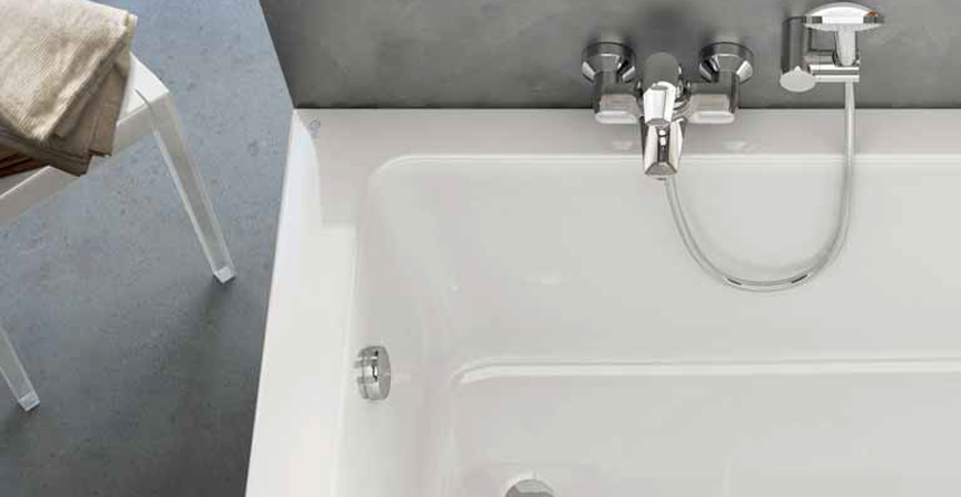 Vasca da bagno Ideal Standard Connect