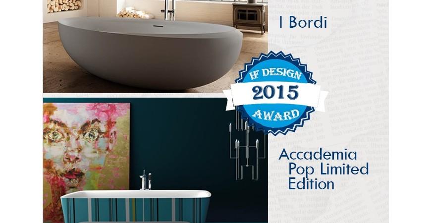 Teuco: vince 2 iF Design Award 2015